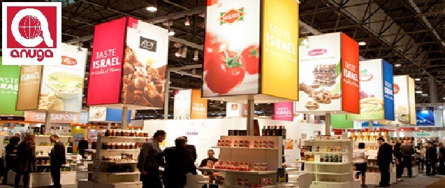 Worleds fair food Germany (ANUGA 2017) Took hold : 7 TO 11 OCT 2017
